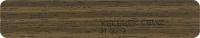 22*0.40 mm yıldız kelebek Ceviz mobilya bandı